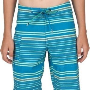 Volcom Magnetic Liney Board Shorts Size 7